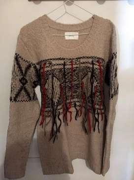 Pullover de Lana Awada