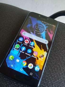 Hermoso Motorola e 4 plus