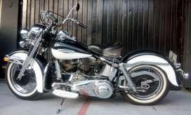 Harley-Davidson 1948...Hemosa