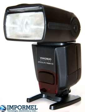 Flash Profesional Yongnuo Yn560 Iii Canon Nikon Olympus