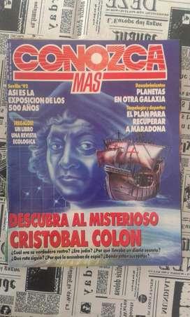 Revista Conozca Mas Numero 41 del Año 1992