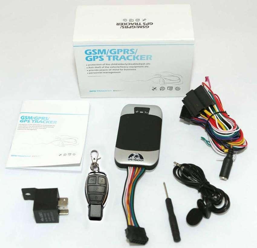GMS GPRS Y GRPS TRACKER 303 G PARA VEHICULOS 0