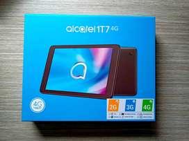 Tablet Alcatel 1T7 4G Nueva - 16GB - 7 Pulgadas - Android 10 - WIFI + 4G + Teléfono