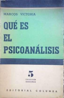 Qué es el Psicoanálisis.