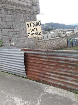 Terreno en venta Otavalo