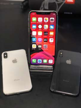 Iphone X 64gb importado libres