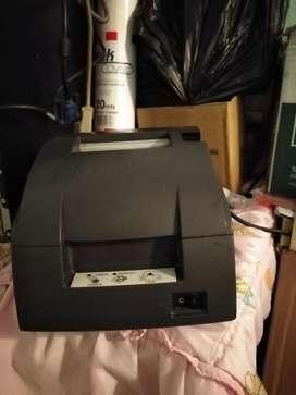 Impresora Ticketera Epson