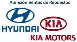 Repuestos para Hyundai y Kia