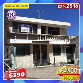 CxC Venta Casa Rentera, Colina del Norte, Exp. 2516