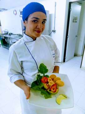 Busco Empleo como auxiliar de cocina