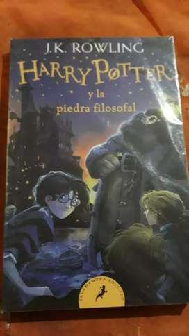HARRY POTTER 1 PIEDRA FILOSOFAL (nuevo)