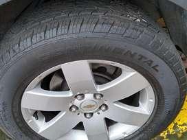 Se vende Chevrolet Captiva SPORT 2.4 l fwd  at por viaje