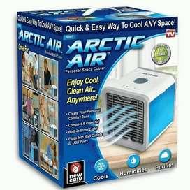 Máquina de aire acondicionado portatil.