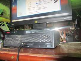 mini CPU + monitor 19p BenQ