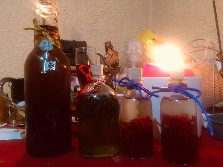 Aceites y Aromaterapia 100% Natural!! 0