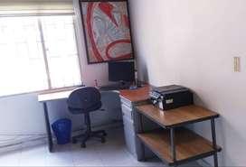 Comparto Oficina Amoblada en Fontibon
