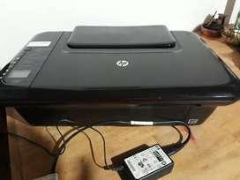 Vendo impresora hp deskjet 3050.