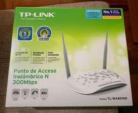 Venta punto acceso TP-LINK