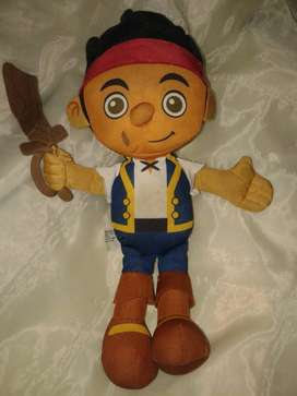 Muñeco habla Ingles Jake And The Never Land Pirates