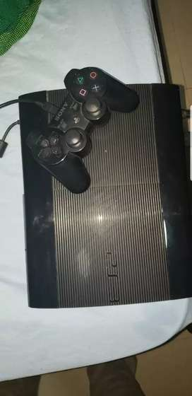 PlayStation 3 vendo o kambio