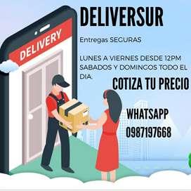 Delivery Sur Quito