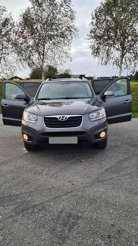Hyundai Santa Fe 2,2 L