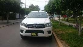 Camioneta Toyota/Hilux