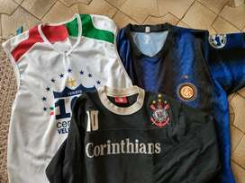 Camisetas deportivas