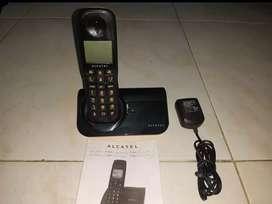 Teléfono inalámbrico Alcatel nuevo