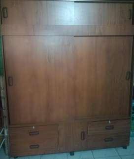 Armario/Closet en madera tipo aglomerado