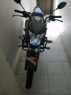 Moto como nueva