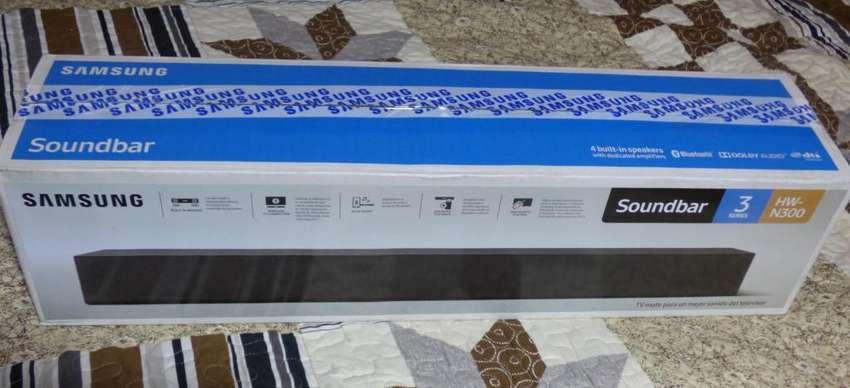 SOUNDBAR SAMSUNG - HW - N300, Flat Sound, 2ch 0