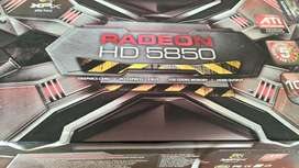 Hd Radeon 5850 1gb Gddr5 256 Bit