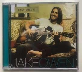 Jake Owen Easy Does It Cd Country Rock