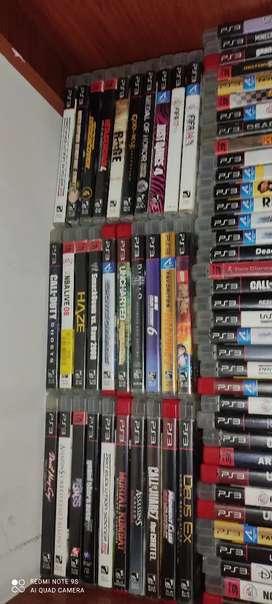 Videojuegos Originales de Ps3