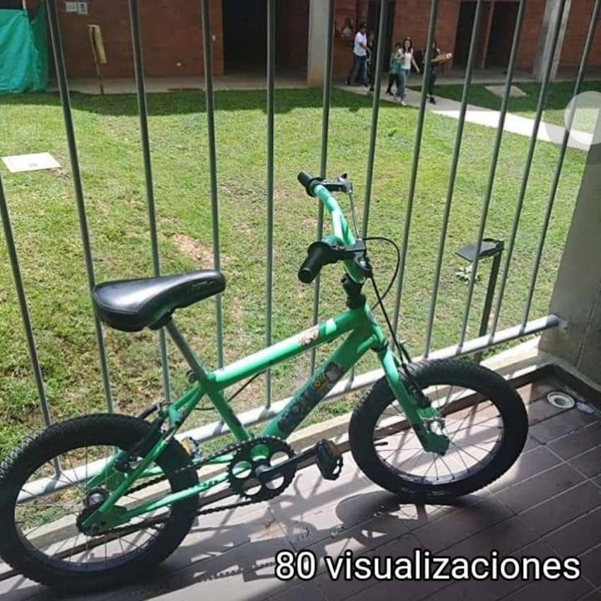 Bicicleta para Niño en Muy Buen Estado C 0