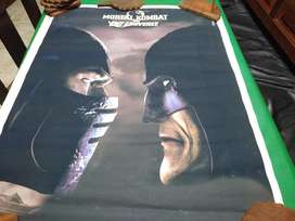Poster Mortal Kombat de 60 X 90 Full Col