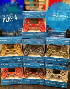 CONTROLES PS4 NUEVOS
