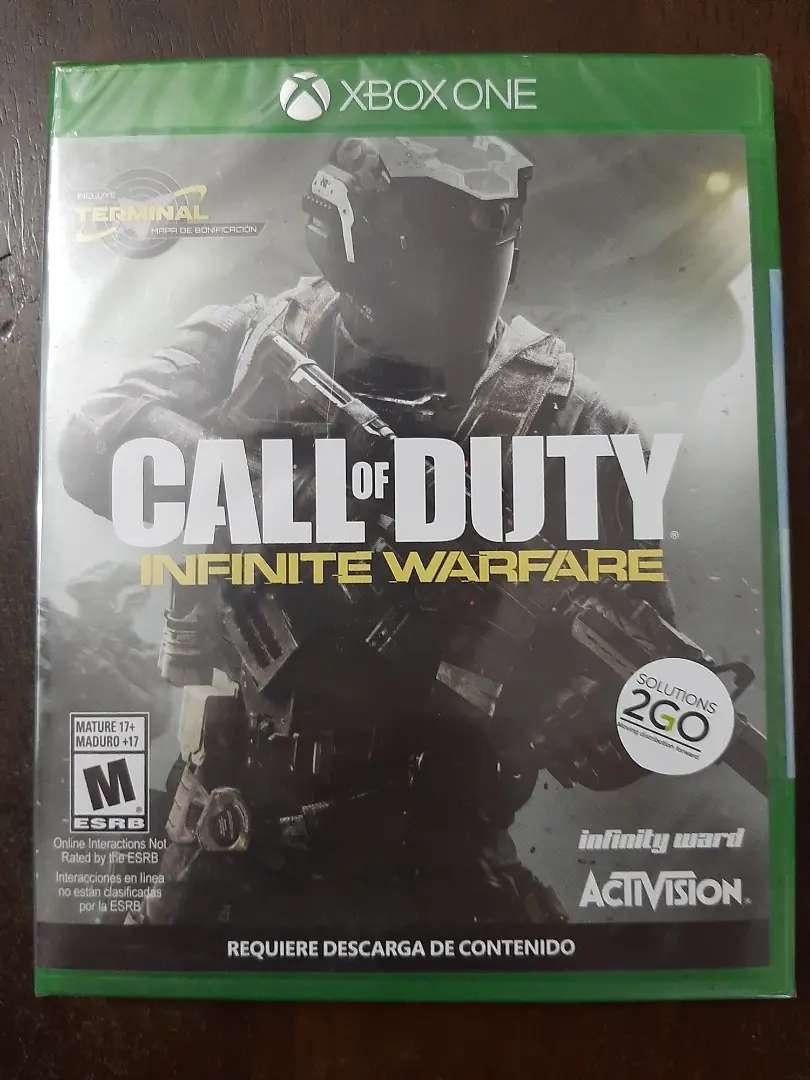 Call of duty: infinite warfare 0