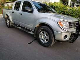 Nissan frontier 2008 4x4 doble cabina