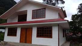 Casa en alquiler en Oxapampa