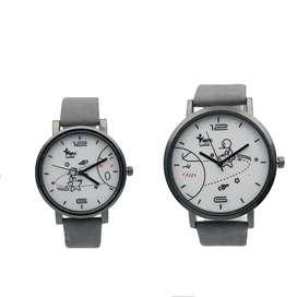 Reloj pareja