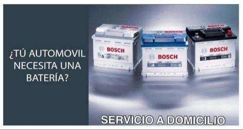 BATERIAS BOSCH A DOMICILIO 0