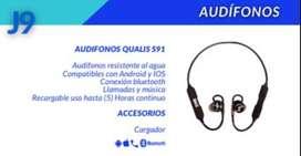 AUDIFONOS QUALIS S91