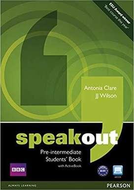Speakout Preintermediate libro de ingles