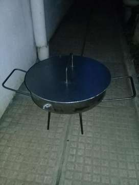 Disco de autentico 40 cm paellero