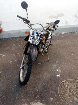 Vendo Moto Klx150 Kawasaki
