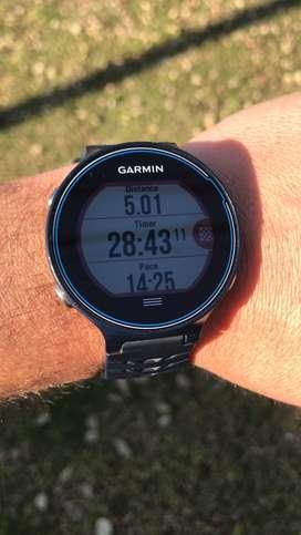 Reloj garmin 630 con gps