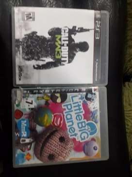 Juegos para PlayStation 3 en buen estado