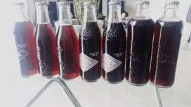Cocacolas antiguas cómo están en la foto